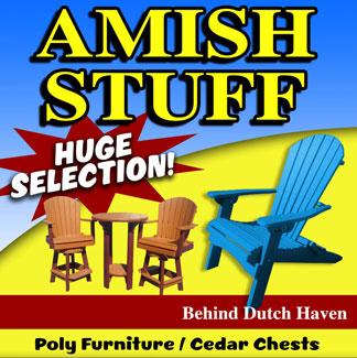 amish stuff,, sign